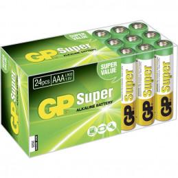 GP Batteries 24er Pack AAA 1.5V