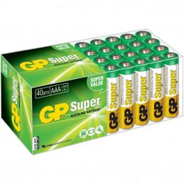 GP Batteries 40er Pack AA 1.5V