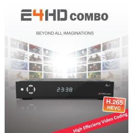 Axas E4 HD Combo Full HD E2 Linux