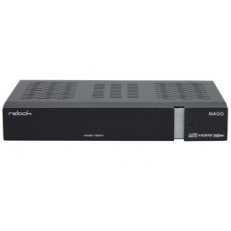 Relook Mago HDTV Sat Receiver Linux E2 Full HD CI CA USB LAN