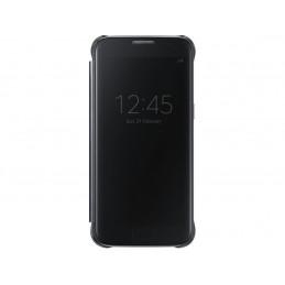 Samsung Mobiltelefon Flip-Cover EF-ZG930 schwarz