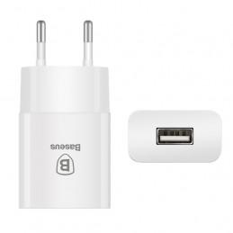 Baseus 5V 2.1A Universal Travel Quick Charge 2.0 USB