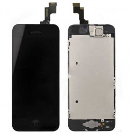 iPhone 5 Komplettdisplay - Schwarz