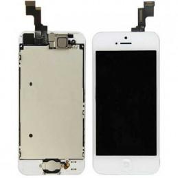 iPhone 5 Komplettdisplay - Weiss