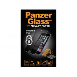Panzerglass Displayschutz mit Sichtschutz Filter - iPhone 6+ / 6s+