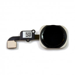 iPhone 6 Home Button Flexkabel + Home Button - Schwarz
