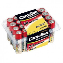 Camelion Plus Alkaline AA MN1500 / LR06 Batterien 24 Stk.