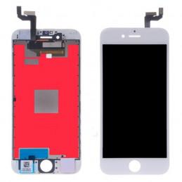 iPhone 6S Plus - Ersatzdisplay OEM Weiss (Digitizer, LCD, Rahmen)