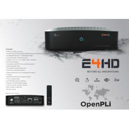 AXAS E4HD - DVB-S2 Satelliten-Receiver