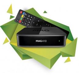 MAG410 UHD 4K IPTV Android BOX