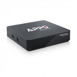 IPTV Receiver Amiko APPO Media Player