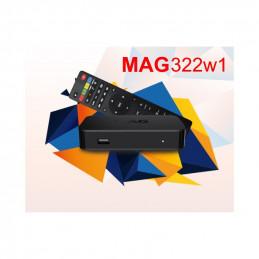 MAG322 W1 SET-TOP BOX IPTV