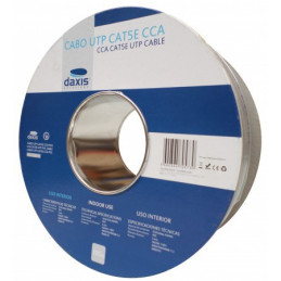 UTP Cat5e CCA PVC 100M