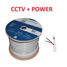 CCTV KABLE + POWER