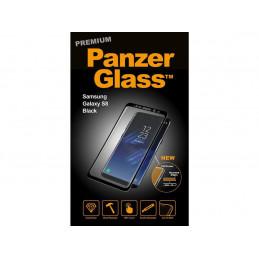 Panzerglass Displayschutz Premium Black Samsung Galaxy S8