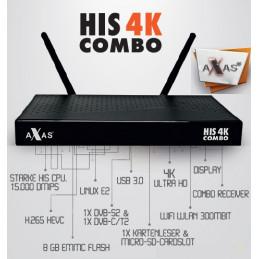 AXAS HIS 4K COMBO