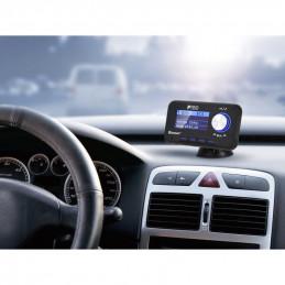 P TEC A1, DAB+ Fahrzeug Hifi Adapter mit Bluetooth