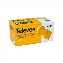 Televes LNB Universal single