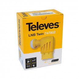 Televes LNB Universal Twin