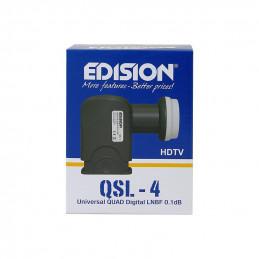 EDISION LNB Quad QSL-4