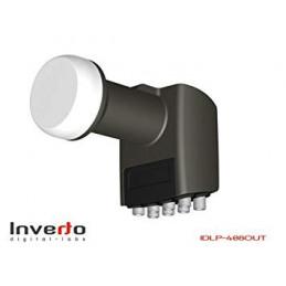 Inverto Octo Switch Black