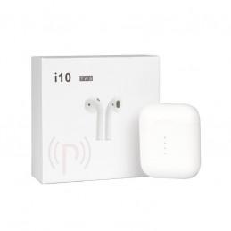 Kopfhörer i10 TWS Drahtlose Bluetooth Sport Twins Ohrhörer Kopfhörer Headset Ladebox