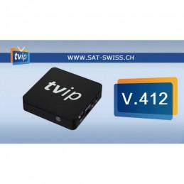 TVIP V.412 S-BOX WI-FI 802.11 (b/g/n)
