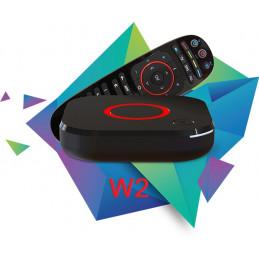 MAG 324 W2 IPTV SET TOP BOX Multimedia player Internet TV IP Konsole USB HDTV