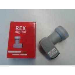 REX Universal Single LNB High RX-1 - FULL HD-Ready