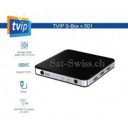 TVIP v.501 S-Box - WiFi 802.11 (b/g/n)