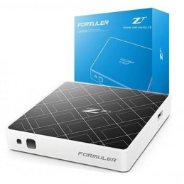Formuler Z7+ 4K IPTV - Weiss