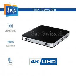 TVIP V.600 Mediacenter S-Box
