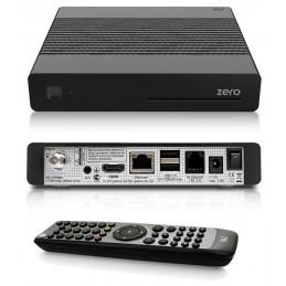 VU+ZERO V2 1x DVB-S2 Tuner Black