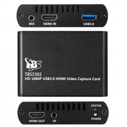 TBS5302 1080P USB3.0 HDMI Video Capture Card