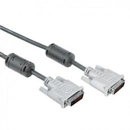 Monitorkabel DVI-Stecker - DVI-Stecker