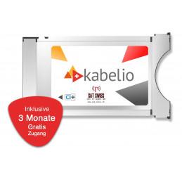 Kabelio CI+ Zugangsmodul inkl. 3 Monate Gratis-Zugang