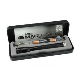 MINI MAGLITE 2x AAA SPECTRUM LED Flashlight
