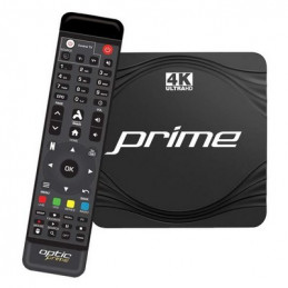 Optic Prime – 4K UHD Android 9.1