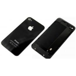 iPhone 4 Backcover / Rückseite - Schwarz