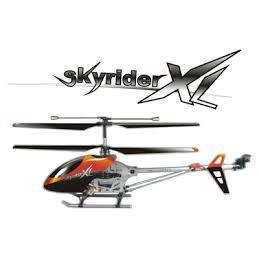 """Skyrider XL 3Kanal Gyro, """"komplett und bereit zum fliegen"""""""