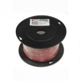 Lautsprecher Kabel rot/schwarz 2 x 0.75 qmm, Spule 100m