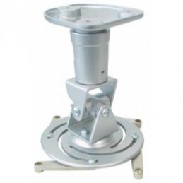 Beamer Deckenhalter H 16-1 silber