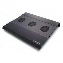 Cooler Master Notepal W2 - Notebook-Lufter mit USB-Hub (2 Ports)