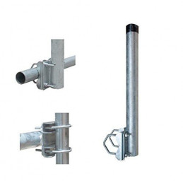 40 cm Mast für Geländer