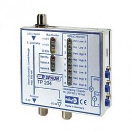 SPAUN Diseqc Monitor TP 204