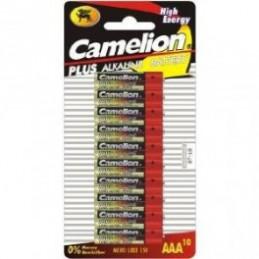 Camelion Plus Alkaline 10er Packung AAA Batterien