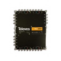 Televes Nevo Multischalter MS 912 C, 9 Eingänge, 12 Ausgänge, ohne Netzteil (45211)