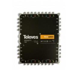 Televes Nevo Multischalter MS 916 C, 9 Eingänge, 16 Ausgänge, ohne Netzteil (45212)