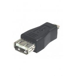 USB Adapter USB Mini Stecker - USB Kupplung A