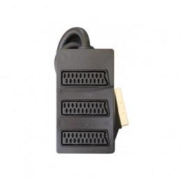 Scart Kabel Adapter 3 x